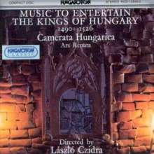 Music To Entertain The King Of Hungary, CD