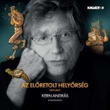 András Kern: Az Elöretolt Helyörség, MP3-CD