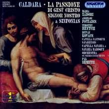 Antonio Caldara (1671-1736): La Passione di Gesu Cristo Signor Nostro, 2 CDs