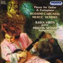 Ilkka Virta - Pieces for Guitar & Fortepiano, CD