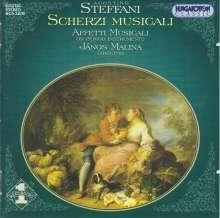 Agostino Steffani (1654-1728): 6 Kantaten, CD