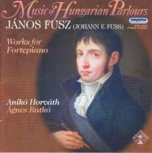 Johann Evangelist Fuss (1777-1819): Klavierwerke, CD