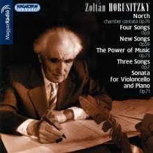 Zoltan Horusitsky: Horusitzky Collection, CD