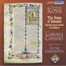 Salomone Rossi (1570-1930): The Songs of Solomon, CD