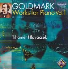 Karl Goldmark (1830-1915): Sämtliche Klavierwerke Vol.1, CD