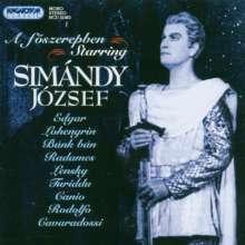 Jozsef Simandy singt Arien, CD