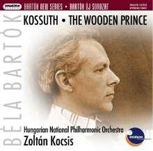 Bela Bartok (1881-1945): Der hölzerne Prinz op.13, SACD
