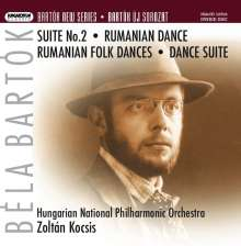Bela Bartok (1881-1945): Orchesterwerke, Super Audio CD