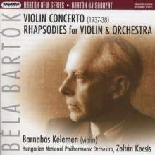 Bela Bartok (1881-1945): Violinkonzert Nr.2, Super Audio CD