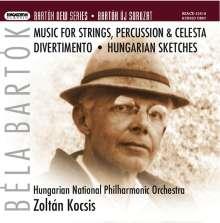 Bela Bartok (1881-1945): Musik für Saiteninstrumente, Schlagzeug & Celesta, SACD