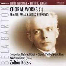 Bela Bartok (1881-1945): Chorwerke, Super Audio CD