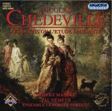 Nicolas Chedeville (1705-1782): Stücke für Drehleider & Bc op.9, CD