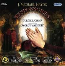 Michael Haydn (1737-1806): Responsorien zur Karwoche, CD