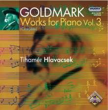 Karl Goldmark (1830-1915): Sämtliche Klavierwerke Vol.3, CD