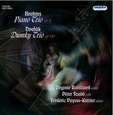 Johannes Brahms (1833-1897): Klaviertrio Nr.1 op.8, CD