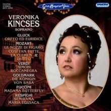 Veronika Kincses singt Arien, CD