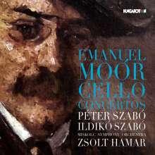 Emanuel Moor (1863-1931): Cellokonzert cis-moll op.64, CD