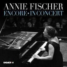 Annie Fischer - Encore, 2 CDs