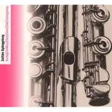Zoltan Gyöngyössy,Flöte, CD