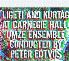 György Ligeti (1923-2006): Cellokonzert, CD