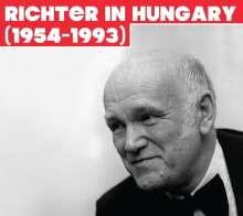 Svjatoslav Richter in Ungarn (1954-1993), 14 CDs