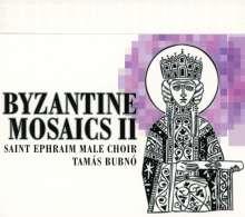 Byzantine Mosaics II, CD