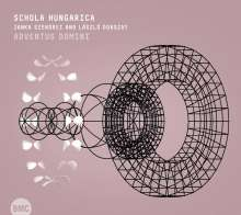 Schola Hungarica - Gregorianische Gesänge aus dem Graz 807 Codex, CD