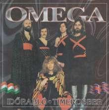 Omega: Időrabló (Timerobber), CD