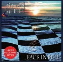 Systems In Blue: Back In Blue (Limited Collector's Edition) (EP), CD