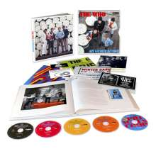 The Who: My Generation (Limited-Super-Deluxe-Edition), 5 CDs