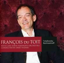 Francois Du Toit, CD