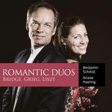 Benjamin Schmid - Romantic Duos, CD