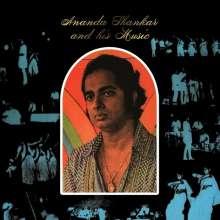 Ananda Shankar: Ananda Shankar & His Music, LP