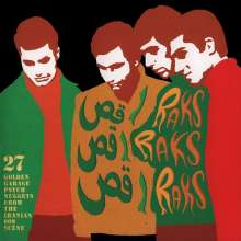 Raks Raks Raks: 27 Golden Garage Psych Nuggets, CD