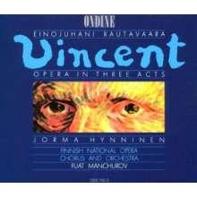 Einojuhani Rautavaara (1928-2016): Vincent (Oper in 3 Akten), 2 CDs