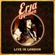 Erja Lyytinen: Live In London 2014, CD