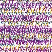 Jonah Parzen-Johnson: Imagine Giving Up (Purple Vinyl), LP