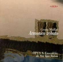 Georg Muffat (1653-1704): Armonico Tributo - Sonaten Nr.1-5, CD