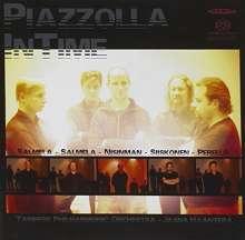 Astor Piazzolla (1921-1992): Orchestertranskriptionen, SACD