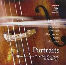 Ostrobothnian Chamber Orchestra - Portraits, Super Audio CD