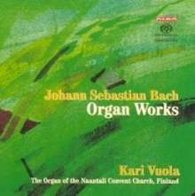 Johann Sebastian Bach (1685-1750): Orgelwerke, Super Audio CD