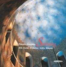 Platypus Ensemble - Satsang, CD
