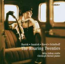 Reka Szilvay - The Roaring Twenties, CD