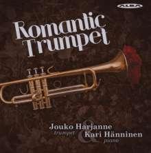 """Musik für Trompete & Klavier """"Romantic Trumpet"""", CD"""