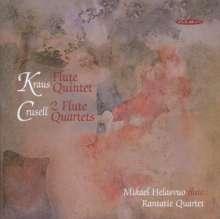 Josef Martin Kraus (1756-1792): Flötenquintett, CD