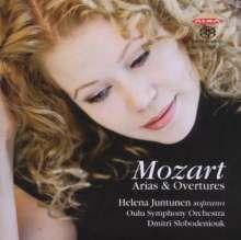 Wolfgang Amadeus Mozart (1756-1791): Arien & Ouvertüren, Super Audio CD