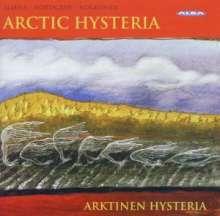 Arktinen Hysteria Wind Quintet, CD