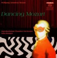 Ostrobothnian Chamber Orchestra - Dancing Mozart, SACD