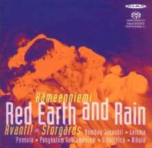 Eero Hämeenniemi (geb. 1951): Red Earth and Pouring Rain, Super Audio CD