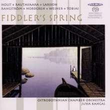 Fiddler's Spring, SACD